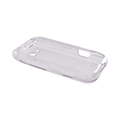 HTC FreeStyle Hard Case - Transparent Clear