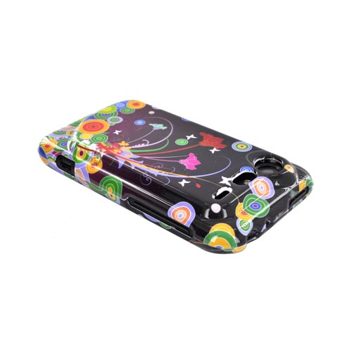 HTC Droid Incredible 2 Hard Case - Flower Art