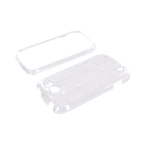 HTC Mytouch 4G Slide Hard Case - Clear