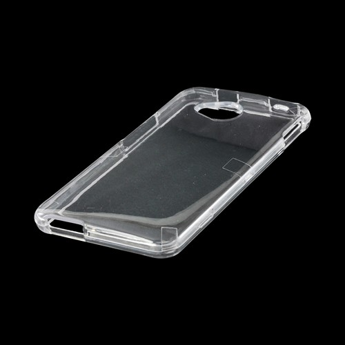 Clear Hard Case for HTC One