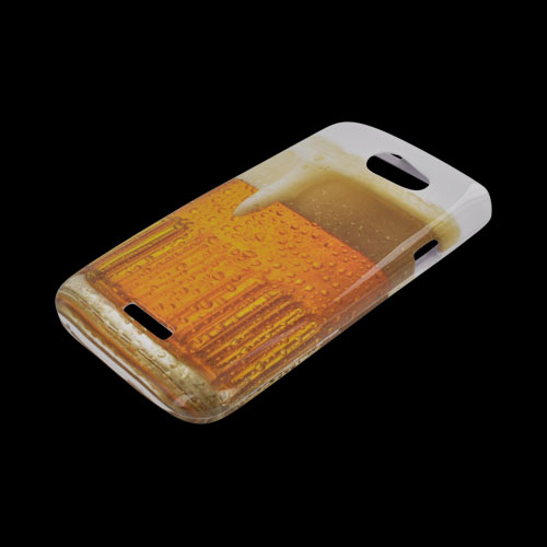 HTC One X Hard Case - Golden Beer