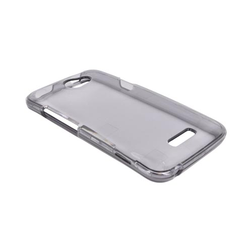 HTC One X Hard Case - Transparent Smoke