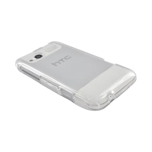 HTC Radar 4G Hard Case - Clear