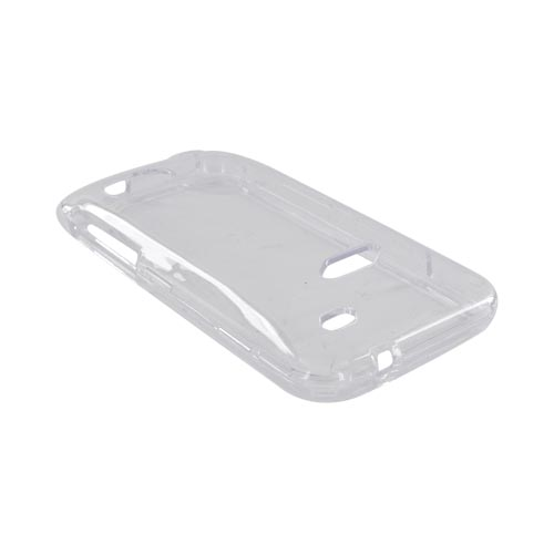 HTC Rezound Hard Case - Clear