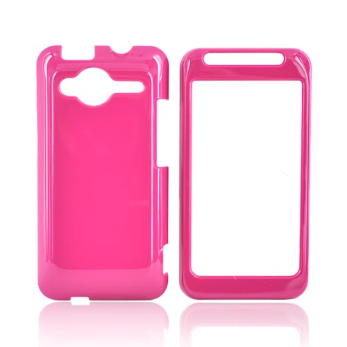 HTC EVO Shift 4G Hard Case - Hot Pink