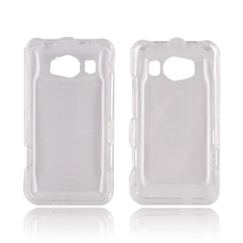 HTC Titan 2 Hard Case - Transparent Clear