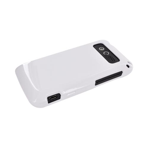 HTC Trophy Hard Case - White