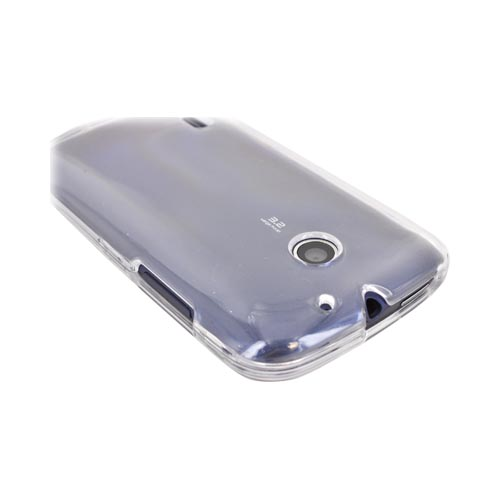 AT&T Fusion U8652 Hard Case - Transparent Clear