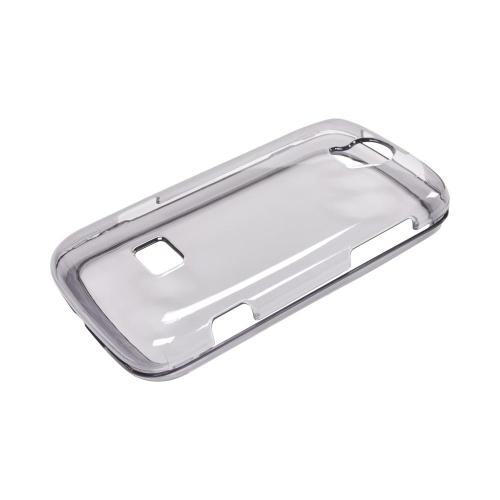T-Mobile Huawei myTouch Q 2 Hard Case - Transparent Smoke