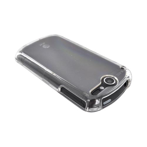 AT&T Impulse 4G Hard Case - Clear