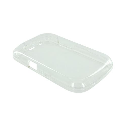 Huawei Pinnacle M635 Hard Case - Transparent Clear