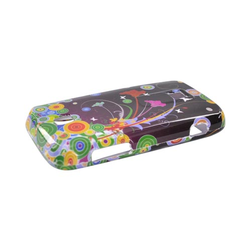 Huawei Ascend M860 Hard Case - Flower Art