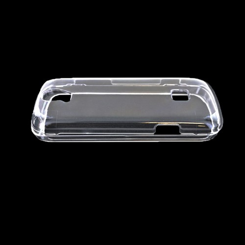 T-Mobile Huawei myTouch Q Hard Case - Transparent Clear