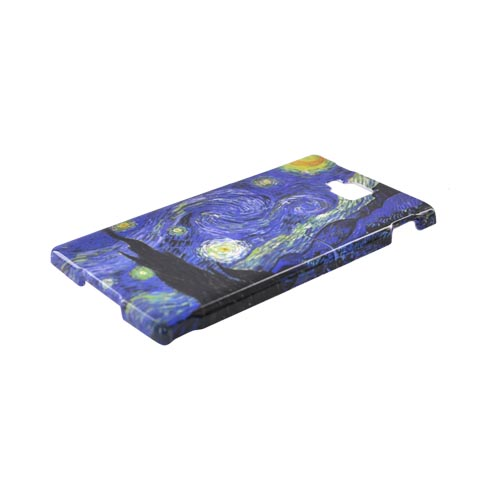 Huawei Ideos X6 Hard Case - Van Gogh's Starry Night