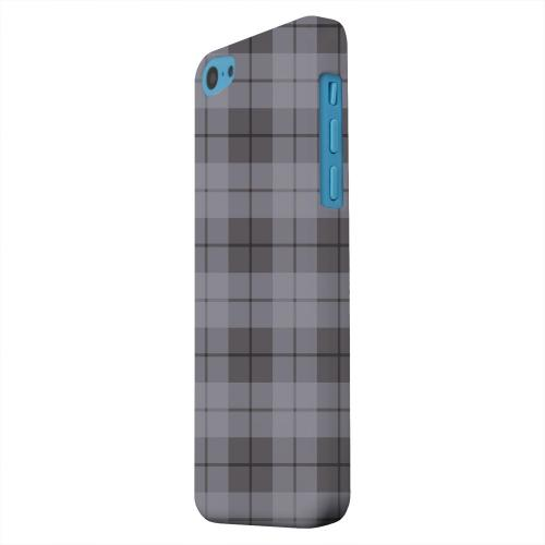 Geeks Designer Line (GDL) Apple iPhone 5C Matte Hard Back Cover - Grayish Plaid