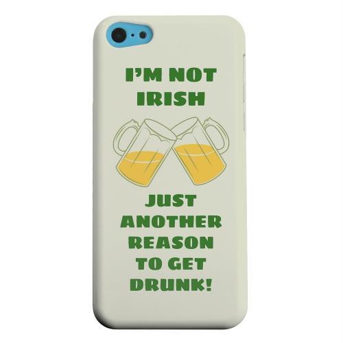 Geeks Designer Line (GDL) Apple iPhone 5C Matte Hard Back Cover - Another Reason