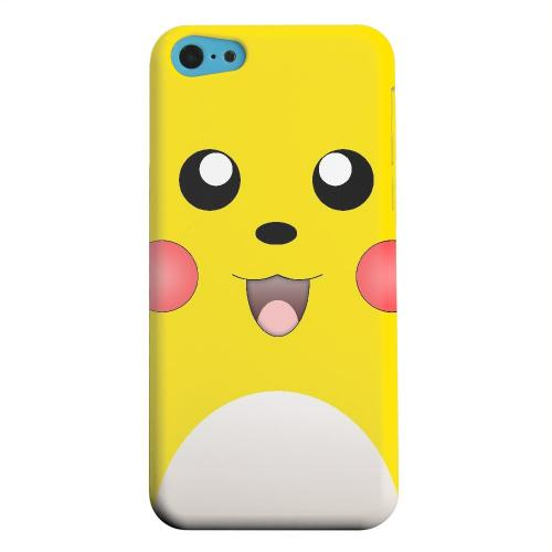 Geeks Designer Line (GDL) Apple iPhone 5C Matte Hard Back Cover - Bunnichu
