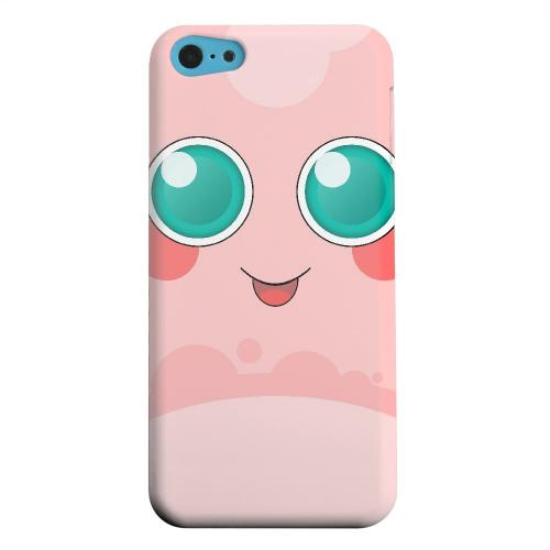 Geeks Designer Line (GDL) Apple iPhone 5C Matte Hard Back Cover - Pigglypoop