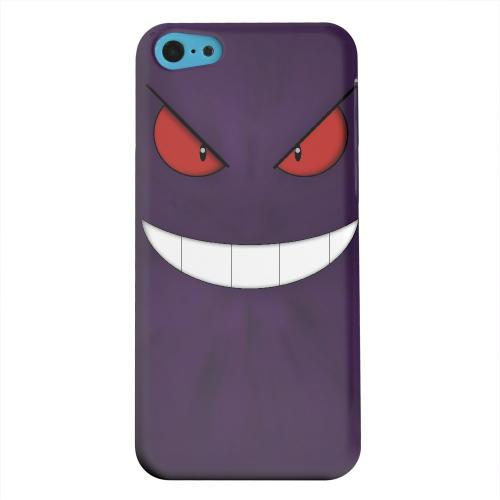 Geeks Designer Line (GDL) Apple iPhone 5C Matte Hard Back Cover - Evil Garp