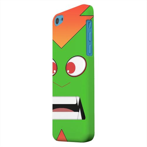 Geeks Designer Line (GDL) Apple iPhone 5C Matte Hard Back Cover - Electric Beast