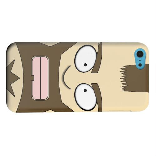 Geeks Designer Line (GDL) Apple iPhone 5C Matte Hard Back Cover - Zman