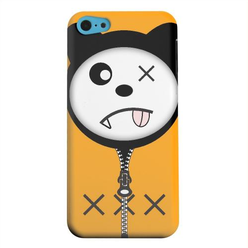 Geeks Designer Line (GDL) Apple iPhone 5C Matte Hard Back Cover - XXX