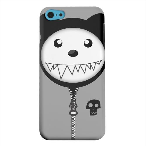 Geeks Designer Line (GDL) Apple iPhone 5C Matte Hard Back Cover - Grimmycat