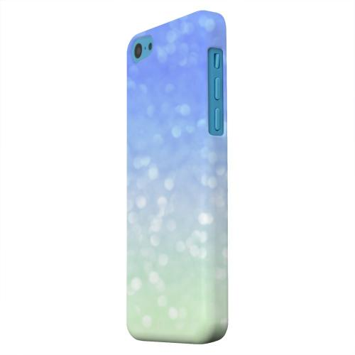 Geeks Designer Line (GDL) Apple iPhone 5C Matte Hard Back Cover - Menthe Blue