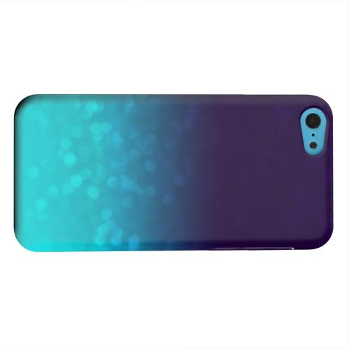 Geeks Designer Line (GDL) Apple iPhone 5C Matte Hard Back Cover - Sparkling Sea