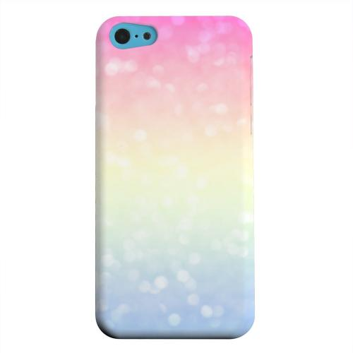 Geeks Designer Line (GDL) Apple iPhone 5C Matte Hard Back Cover - Pale Prismatic