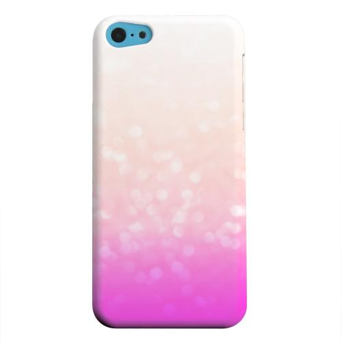 Geeks Designer Line (GDL) Apple iPhone 5C Matte Hard Back Cover - Deep Blush