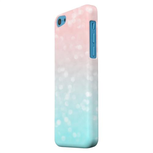 Geeks Designer Line (GDL) Apple iPhone 5C Matte Hard Back Cover - Light Whimsy