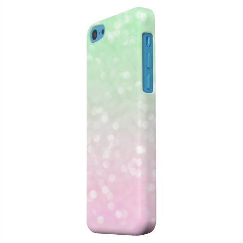 Geeks Designer Line (GDL) Apple iPhone 5C Matte Hard Back Cover - Pastel Stop 'n Go