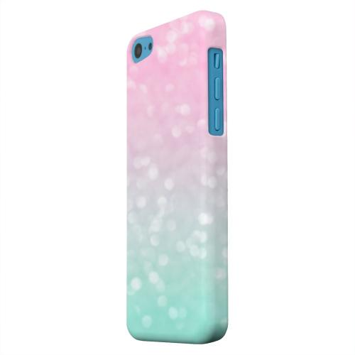 Geeks Designer Line (GDL) Apple iPhone 5C Matte Hard Back Cover - Cherry Blossom Scream