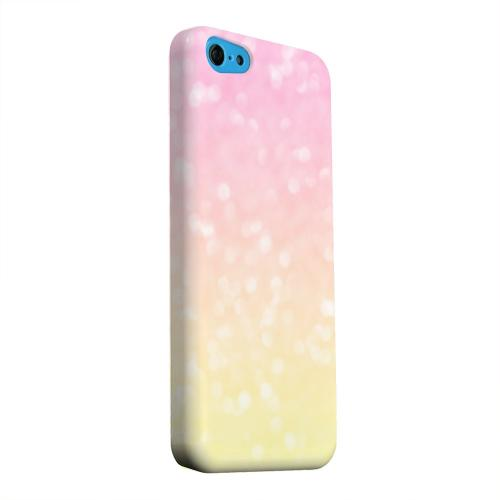 Geeks Designer Line (GDL) Apple iPhone 5C Matte Hard Back Cover - Bubble Gum Squeeze