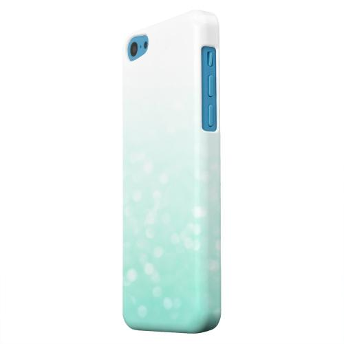Geeks Designer Line (GDL) Apple iPhone 5C Matte Hard Back Cover - Crystal Menthe