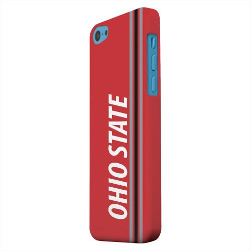 Geeks Designer Line (GDL) Apple iPhone 5C Matte Hard Back Cover - Ohio State