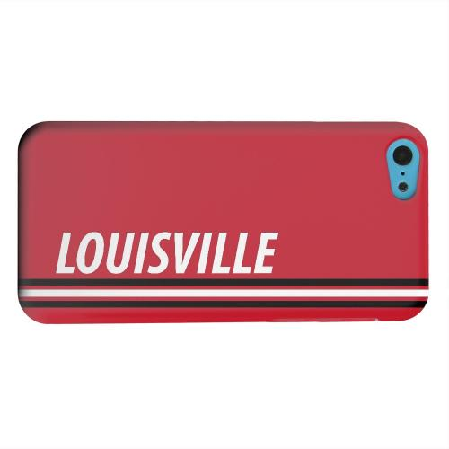 Geeks Designer Line (GDL) Apple iPhone 5C Matte Hard Back Cover - Louisville