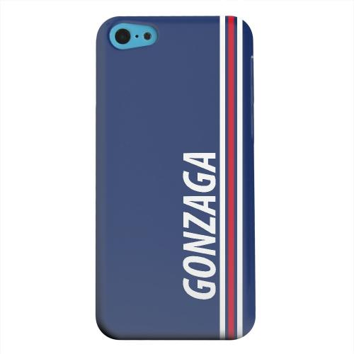 Geeks Designer Line (GDL) Apple iPhone 5C Matte Hard Back Cover - Gonzaga
