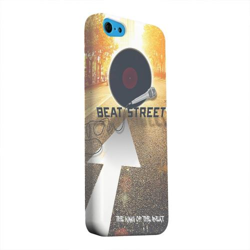 Geeks Designer Line (GDL) Apple iPhone 5C Matte Hard Back Cover - Beatstreet