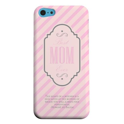 Geeks Designer Line (GDL) Apple iPhone 5C Matte Hard Back Cover - Mom Deep Abyss