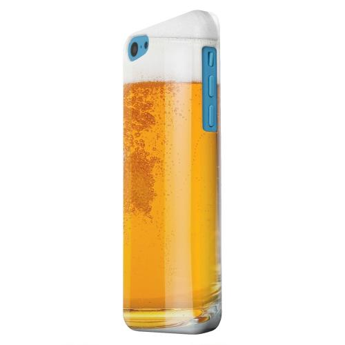 Geeks Designer Line (GDL) Apple iPhone 5C Matte Hard Back Cover - Beer Mug