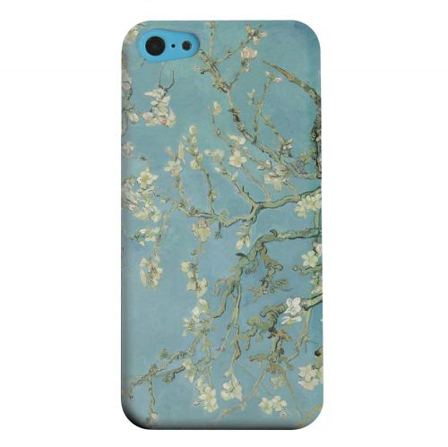 Geeks Designer Line (GDL) Apple iPhone 5C Matte Hard Back Cover - Almond Blossom by Vincent van Gogh