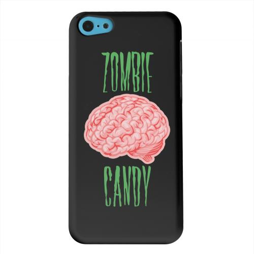 Geeks Designer Line (GDL) Apple iPhone 5C Matte Hard Back Cover - Zombie Candy