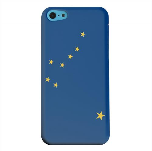 Geeks Designer Line (GDL) Apple iPhone 5C Matte Hard Back Cover - Alaska