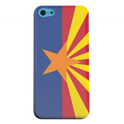 Geeks Designer Line (GDL) Apple iPhone 5C Matte Hard Back Cover - Arizona