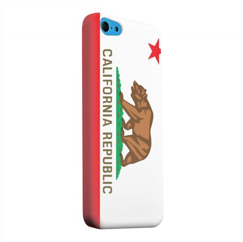 Geeks Designer Line (GDL) Apple iPhone 5C Matte Hard Back Cover - California