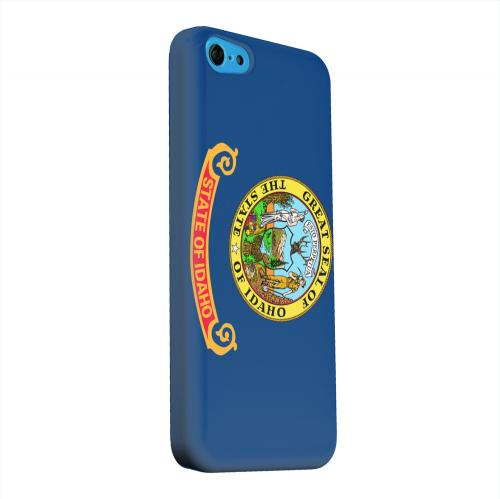 Geeks Designer Line (GDL) Apple iPhone 5C Matte Hard Back Cover - Idaho