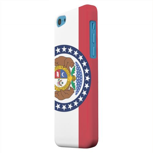 Geeks Designer Line (GDL) Apple iPhone 5C Matte Hard Back Cover - Missouri