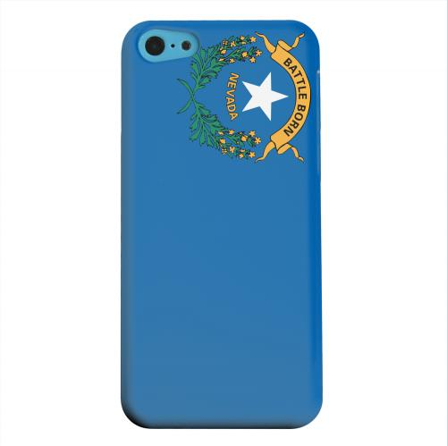 Geeks Designer Line (GDL) Apple iPhone 5C Matte Hard Back Cover - Nevada